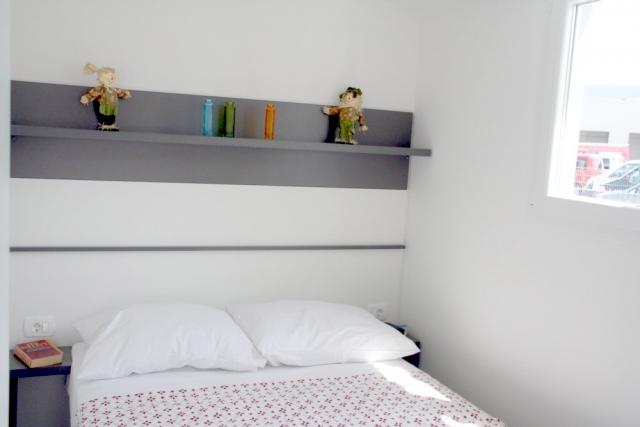 mobilheime montrade modell dalia elternschlafzimmer