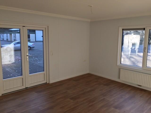 einteiliges Kundenmobilheim 4,60 x 12,00 m Wohnen