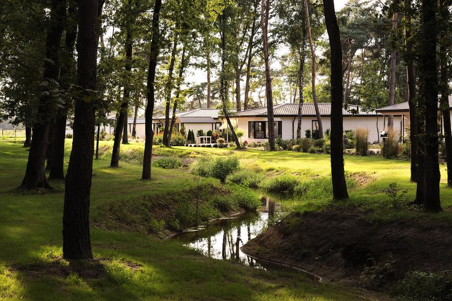 Mobilheime im Mobilheimpark Nederheide