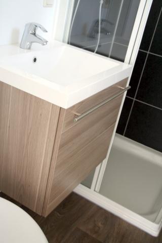 Ausstellungsmodell Badezimmermöbel