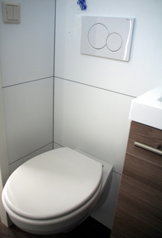 Unser Ausstellungsmodell: Hänge-WC