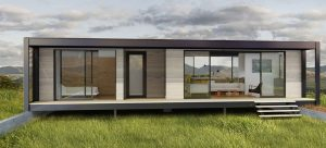 neues Modell: Mobilheim Cube